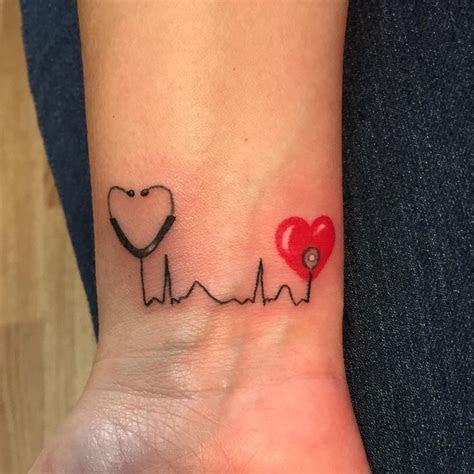 nursing tattoos images pinterest tattoo ideas