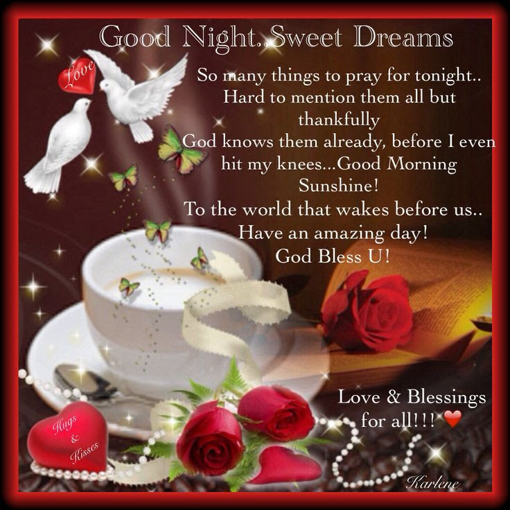 Goodnight Sweet Dreams Pictures Photos And Images For Facebook