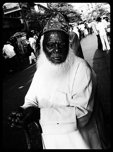 The Muslim Beggar Of Mahim by firoze shakir photographerno1