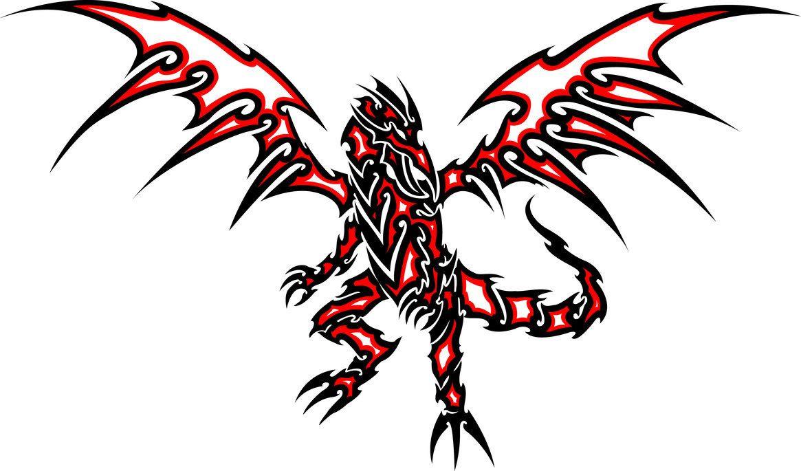 Black Red Dragon Widescreen Wallpapers 05969 Baltana