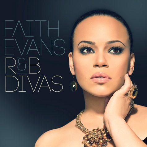 R&B Divas (Album Cover), Faith Evans