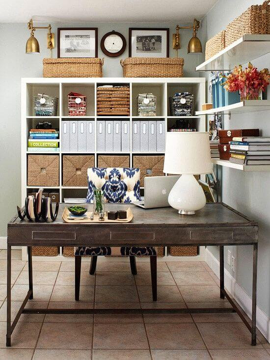 Simple and Smart Home Office mod