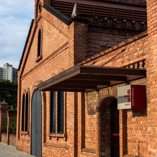 A sede da Cinemateca na Vila Mariana, que passou por várias melhorias durante a gestão Magalhães (Foto: Alf Ribeiro)
