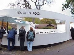 Old Penguin Pool, London Zoo