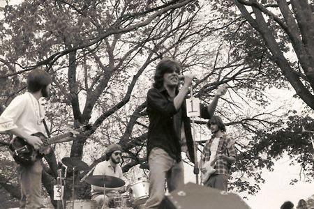 The Malls -- April 1980