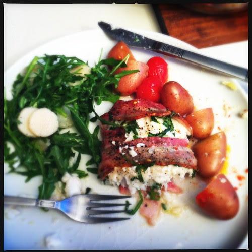 jamie oliver's cod dinner