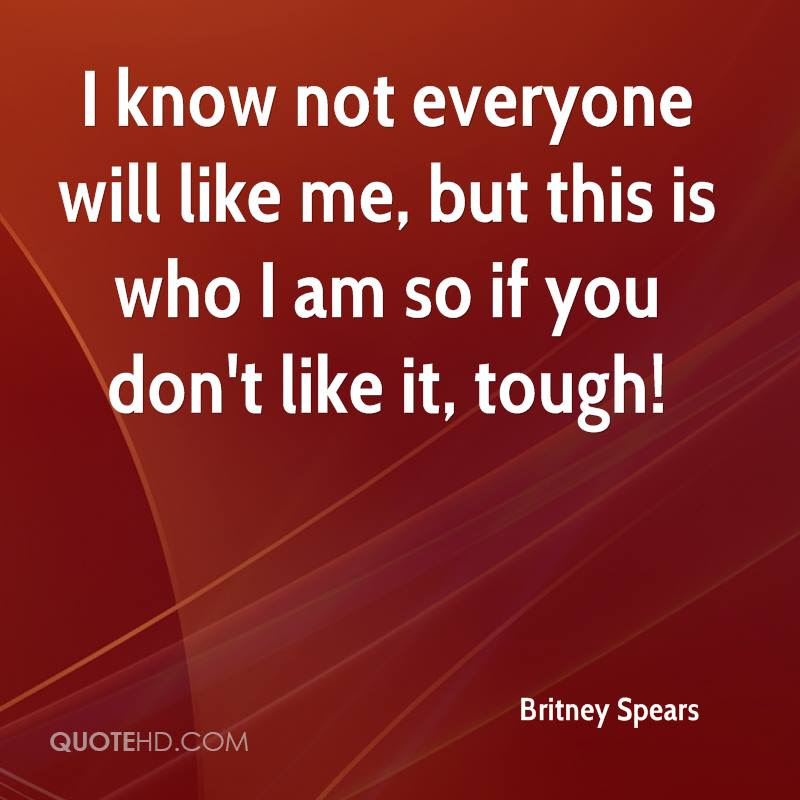 Britney Spears Quotes Quotehd