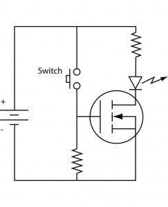 diagram-fet-type-N