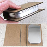 Altoids Tin Book Covers