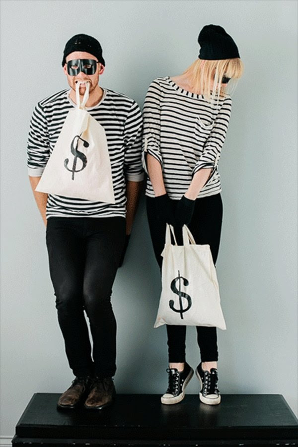 halloween costumes for couples ideas themes bandits