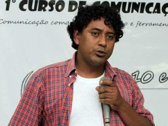 'Ele não tem o hábito de sumir sem deixar vestígio', afirma irmã (Foto: Divulgação/Sindicato dos Jornalistas do Paraná)