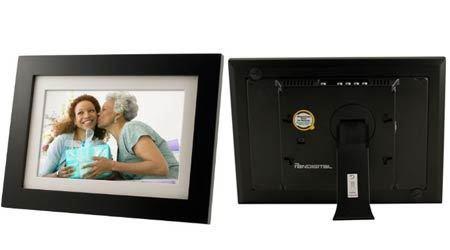 Pandigital Panimage 10 1 Inch Digital Picture Photo Frame Black On