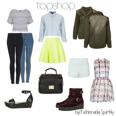 Topshop Favorites