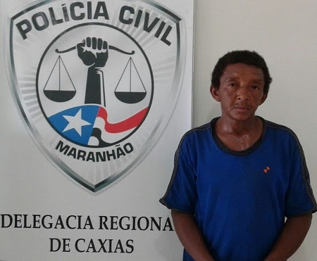 Caxias: Polícia cumpre mandado de prisão contra acusado de estuprar a própria filha