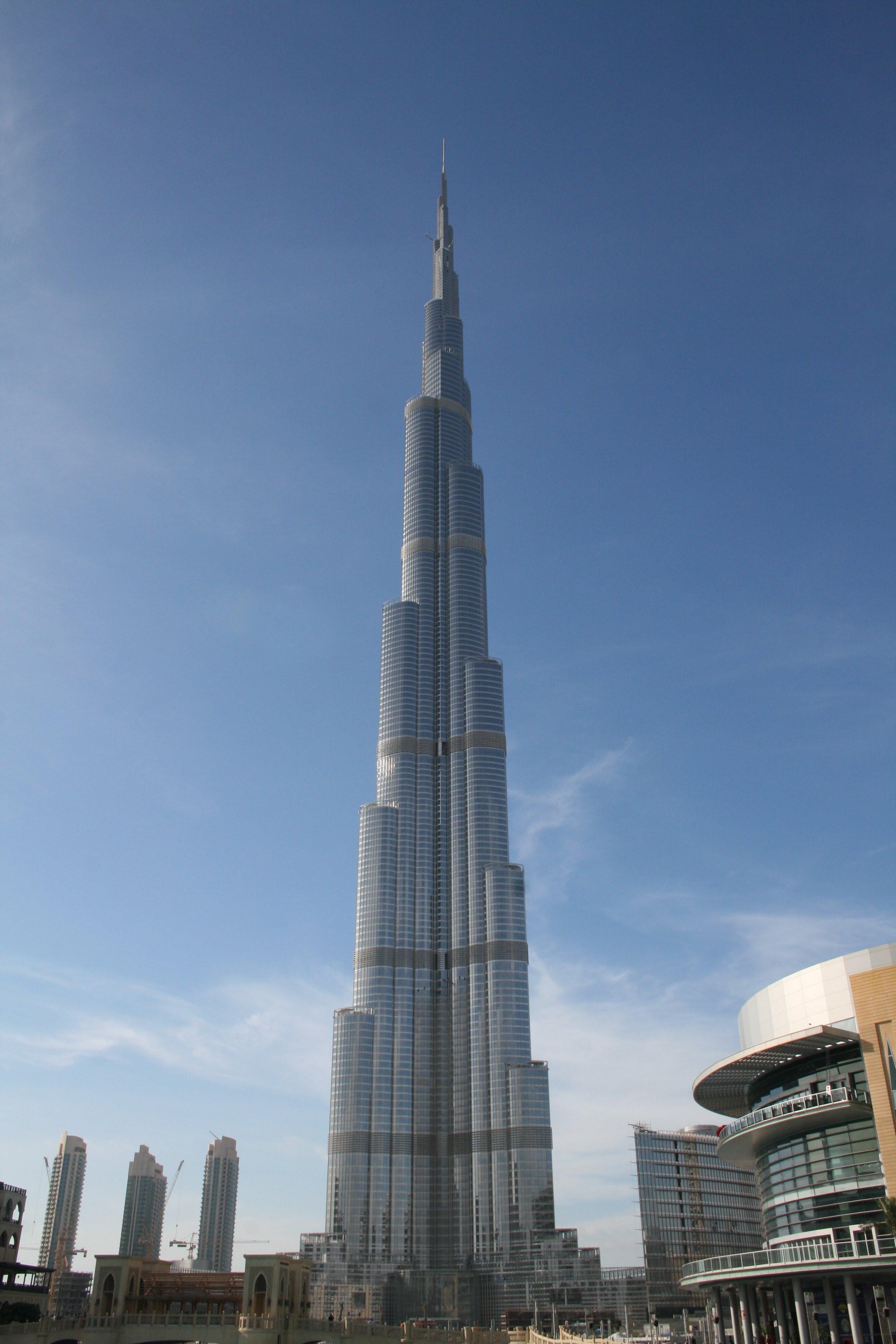 Burj Dubai or Burj Khalifa