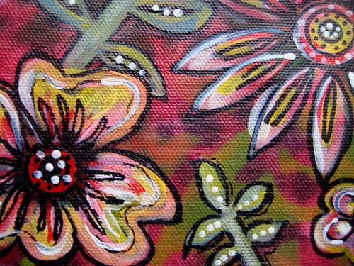 flower fields detail