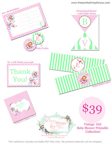 Full-vintage-baby-girl-shower-printable-collection-39