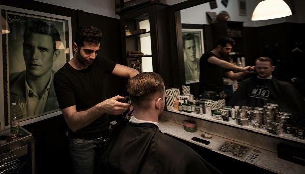 Jimmy Rays Barbershop Nürnbergs Barber Mein Vollbartde