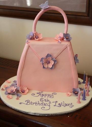 Happy birthday Leilani by Louisa Morris Cakes