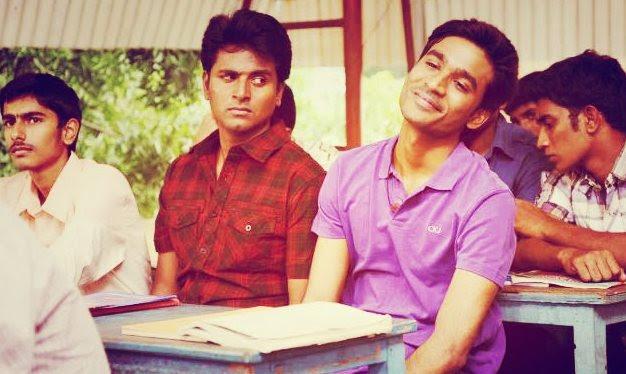 Dhanush about Sivakarthikeyan