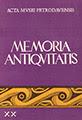 Memoria Antiqvitatis XX