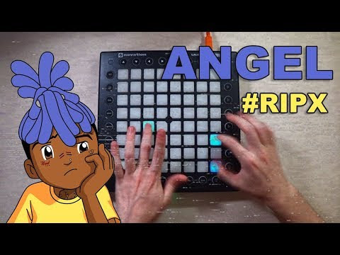 ripx xxxtentacion angel launchpad cover instrumental - launchpad fortnite remix