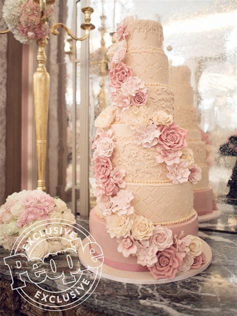 Adrienne Bailon's Wedding Cake and Reception Photos