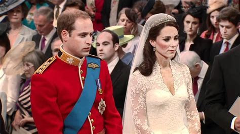 "The Royal Wedding Vows: Prince William and Catherine ""Kate"