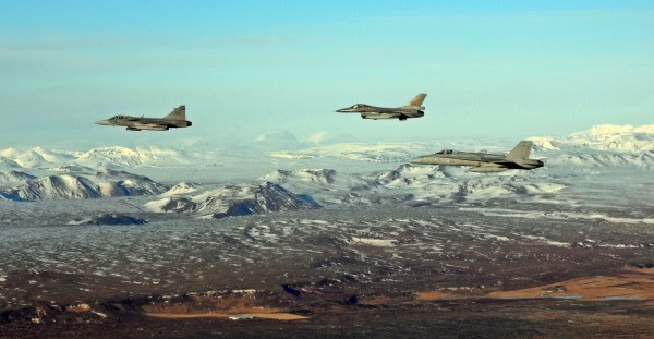 Suecia siempre ha tenido una pareja en la OTAN.