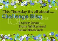 Challenge blog Calling card and e mail sig