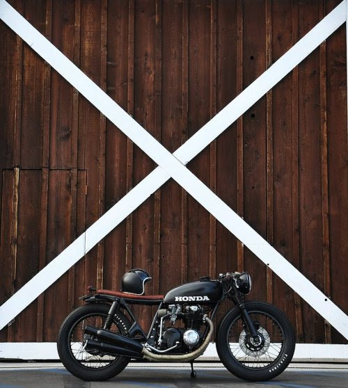 infinite-paradox:  CB550 by SEAWEED & GRAVEL