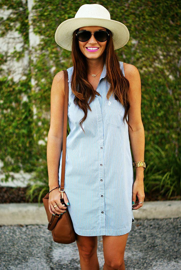 Abercrombie Shirt Dress