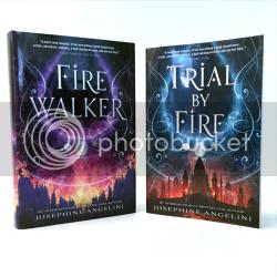 Firewalker Blog Tour & Giveaway