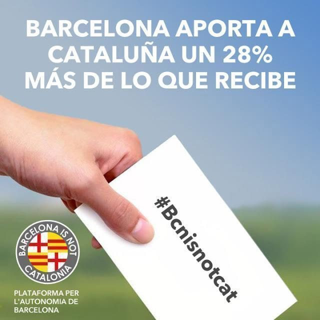 Bcn is not Catalonia Tabarnia. El Magacín.