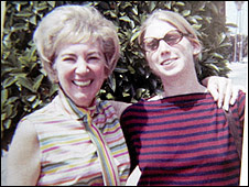 Nancy Wexler y su madre