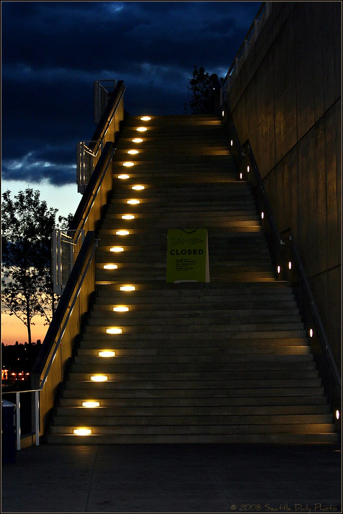 This Stairway to Heaven Closed