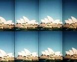 Lomograph (8-lens Oktomat) - Sydney Opera House - 9x6 Photo