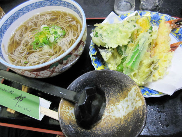 Different and Delicious Looking Food from a Trip through Japan