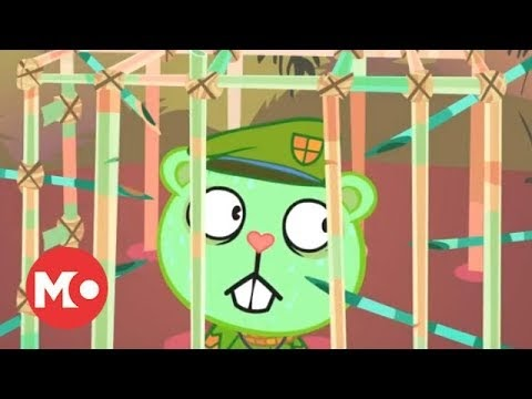 Happy Tree Friends - Easy For You to Sleigh - Episode 11 (Part 2)