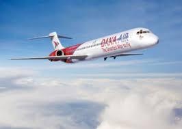 Dana Air Nigeria MD-83