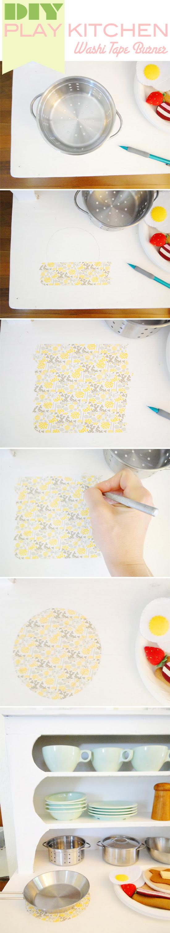 DIY-Play-Kitchen-Washi-Tape-Burner