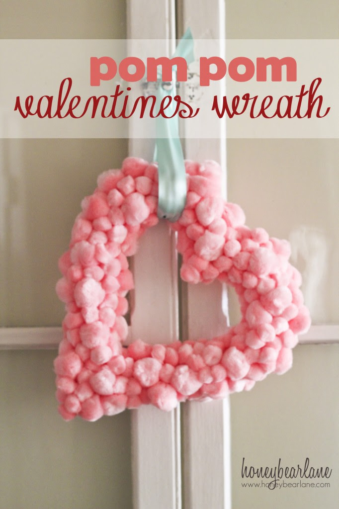 Frugal Mom And Wife 35 Diy Valentine S Wreaths