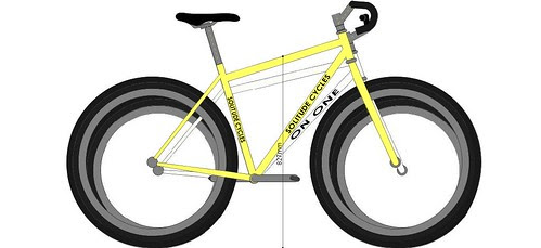 Solitude Cycles design: comparison to On-One Inbred