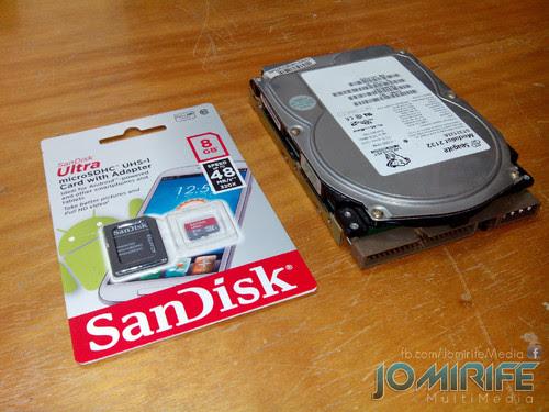 1990 HDD vs 2015 microSD