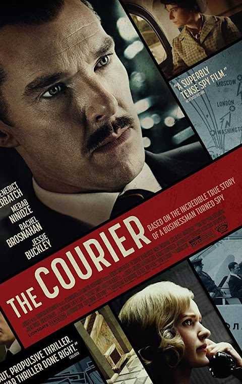 The Courier (2020) 480p 720p 1080p Web-DL English (Esub) Full Movie