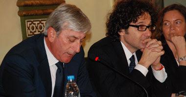 برونو جامبا رئيس مجلس الإدارة والعضو المنتدب لبنك الإسكندرية