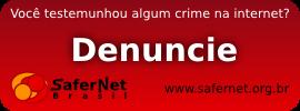 Crimes na Internet? Denuncie!