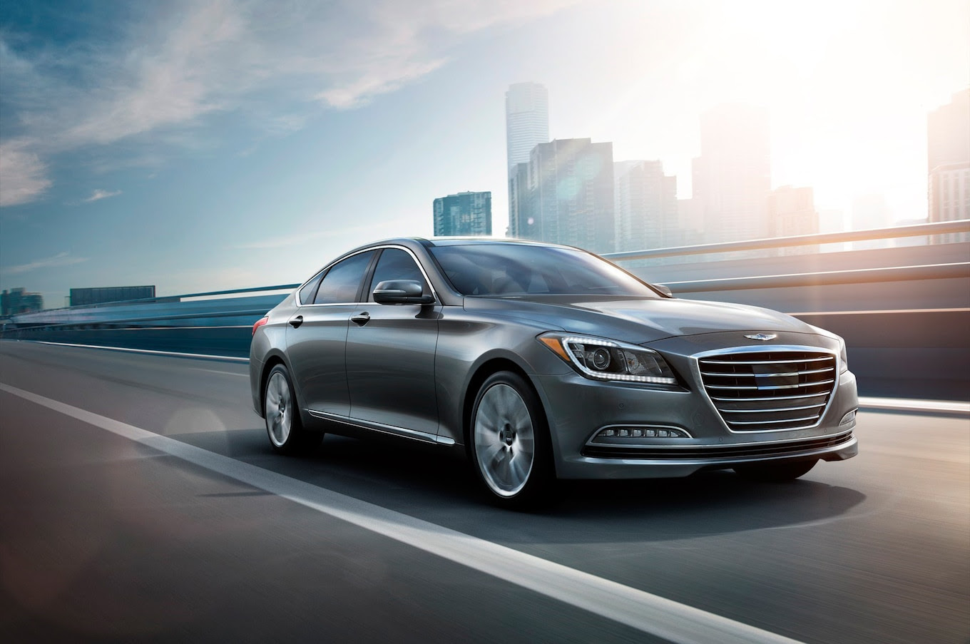 Hyundai Genesis Reviews: Research New  Used Models  Motor Trend