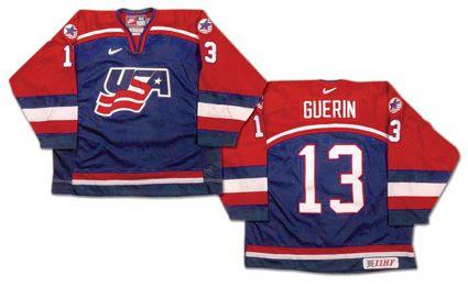 Team USA 2002 jersey