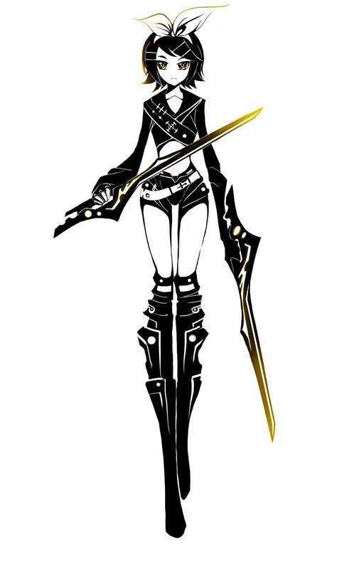 ppc ninja assassin kagamine rin  zephyravirgox